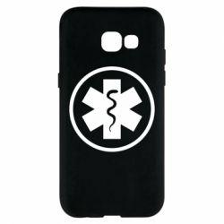 Чохол для Samsung A5 2017 Warface: medic