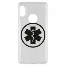 Чехол для Xiaomi Redmi Note 5 Warface: medic