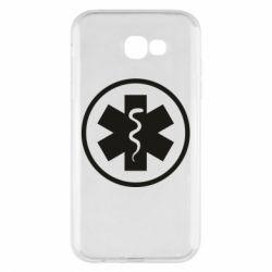 Чохол для Samsung A7 2017 Warface: medic