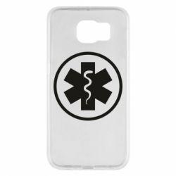 Чохол для Samsung S6 Warface: medic