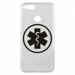 Чехол для Xiaomi Mi A1 Warface: medic