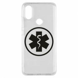 Чехол для Xiaomi Mi A2 Warface: medic
