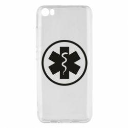 Чехол для Xiaomi Mi5/Mi5 Pro Warface: medic