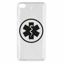 Чехол для Xiaomi Mi 5s Warface: medic