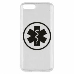 Чехол для Xiaomi Mi6 Warface: medic