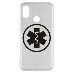 Чехол для Xiaomi Mi8 Warface: medic