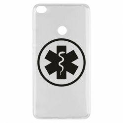 Чехол для Xiaomi Mi Max 2 Warface: medic