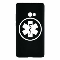 Чехол для Xiaomi Mi Note 2 Warface: medic