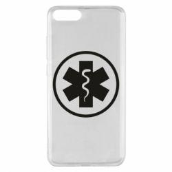 Чехол для Xiaomi Mi Note 3 Warface: medic