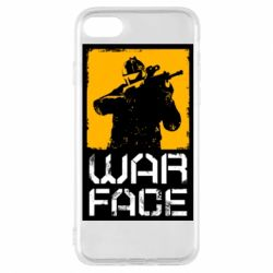 Чохол для iPhone 8 Warface