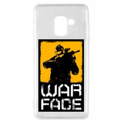 Чохол для Samsung A8 2018 Warface