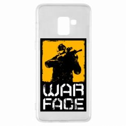 Чохол для Samsung A8+ 2018 Warface