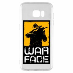 Чохол для Samsung S7 EDGE Warface