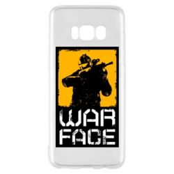 Чохол для Samsung S8 Warface