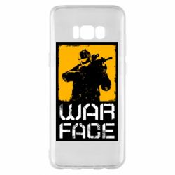 Чохол для Samsung S8+ Warface