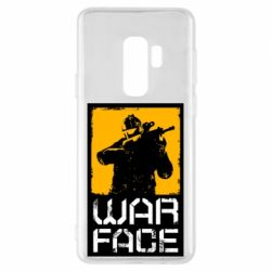 Чохол для Samsung S9+ Warface