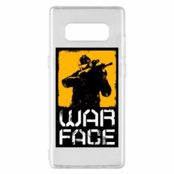 Чохол для Samsung Note 8 Warface