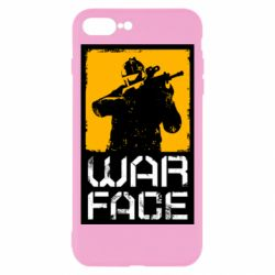 Чохол для iPhone 8 Plus Warface
