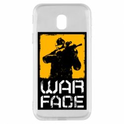 Чохол для Samsung J3 2017 Warface