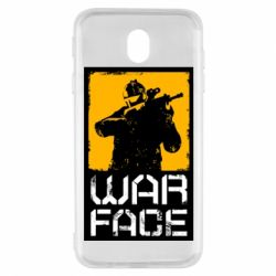 Чохол для Samsung J7 2017 Warface