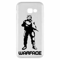 Чехол для Samsung A5 2017 Warface - FatLine