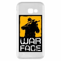 Чохол для Samsung A5 2017 Warface
