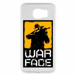 Чохол для Samsung S6 Warface