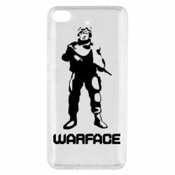 Чехол для Xiaomi Mi 5s Warface - FatLine