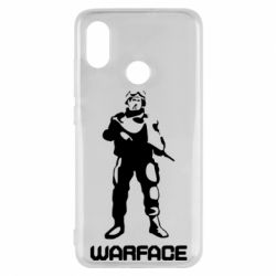 Чехол для Xiaomi Mi8 Warface - FatLine