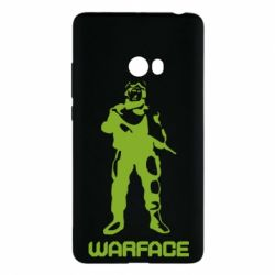 Чехол для Xiaomi Mi Note 2 Warface - FatLine