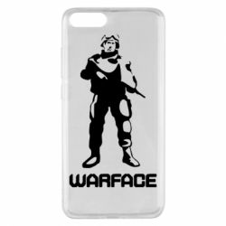 Чехол для Xiaomi Mi Note 3 Warface - FatLine