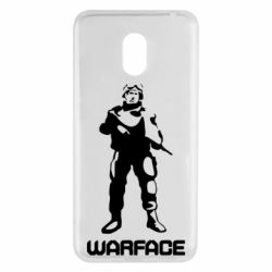 Чехол для Meizu M6 Warface - FatLine