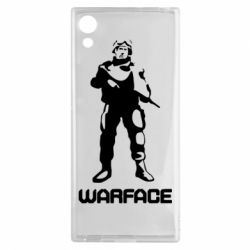 Чехол для Sony Xperia XA1 Warface - FatLine