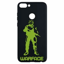 Чехол для Huawei P Smart Warface - FatLine