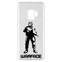Чехол для Samsung S9 Warface - FatLine