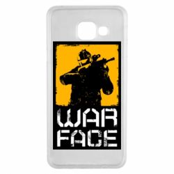 Чохол для Samsung A3 2016 Warface