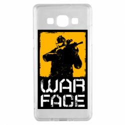 Чохол для Samsung A5 2015 Warface