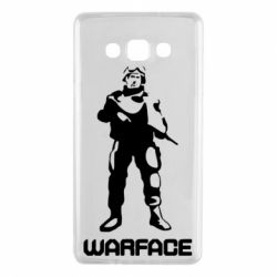 Чехол для Samsung A7 2015 Warface - FatLine