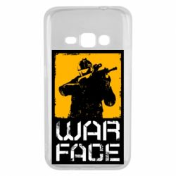 Чохол для Samsung J1 2016 Warface