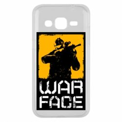 Чохол для Samsung J2 2015 Warface