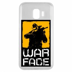 Чохол для Samsung J2 2018 Warface