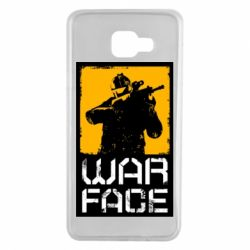 Чохол для Samsung A7 2016 Warface