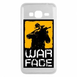 Чохол для Samsung J3 2016 Warface