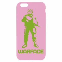Чехол для iPhone 6/6S Warface - FatLine