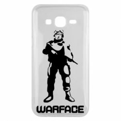 Чехол для Samsung J5 2015 Warface - FatLine