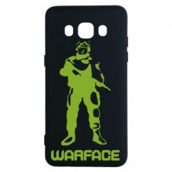 Чехол для Samsung J5 2016 Warface - FatLine