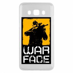 Чохол для Samsung J5 2016 Warface