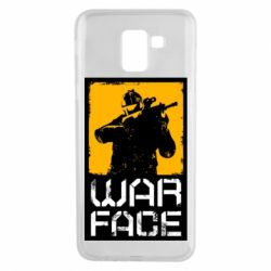 Чохол для Samsung J6 Warface