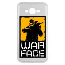 Чохол для Samsung J7 2015 Warface