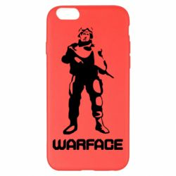 Чехол для iPhone 6 Plus/6S Plus Warface - FatLine
